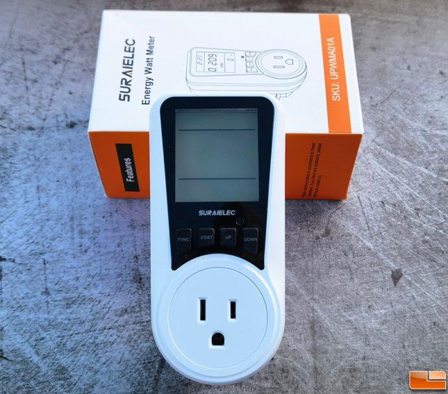 Suraielec Energy Watt Meter