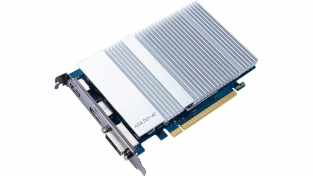 ASUS DG1-4G with Intel Xe Graphics