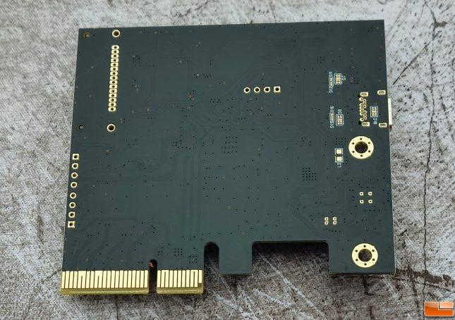 ORICO PE20-1C USB 3.2 Expansion Card PCB