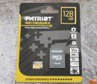 Patriot High Endurance 128GB Micro SDXC Memory Card