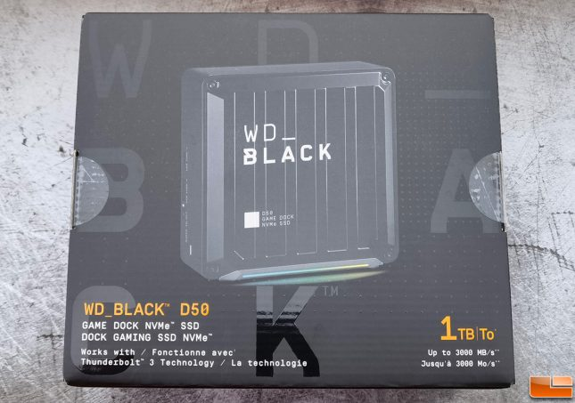 WD_BLACK D50 Game Drive