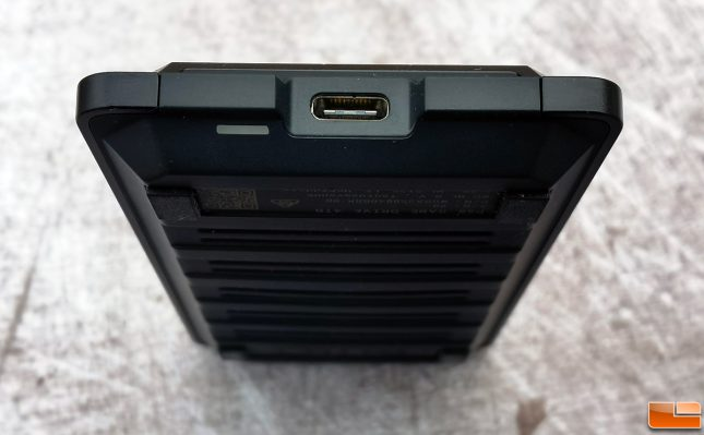 WD_BLACK P50 Game Drive 4TB USB Type-C Connector