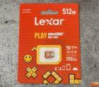 Lexar Play 51GB microSDXC Memory Card