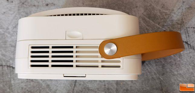 Westinghouse 1804 Air Purifier Clean Air Out