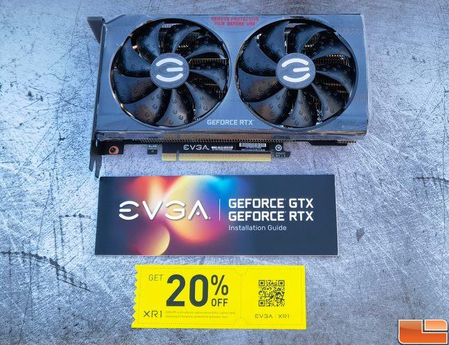 EVGA GeForce RTX 3060 Black Video Card Accessories