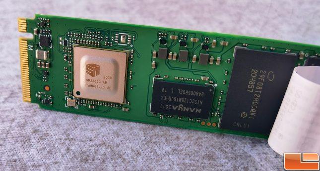 SMI SM2265G Controller