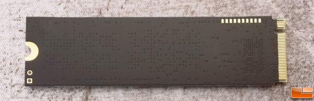 Lexar NM620 1TB NVMe SSD Back