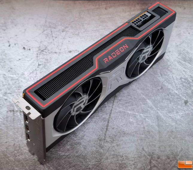 AMD Radeon RX 6700 XT Angle