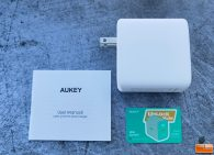 AUKEY PA-B7 100w 4-port PD Wall Charger Accessories