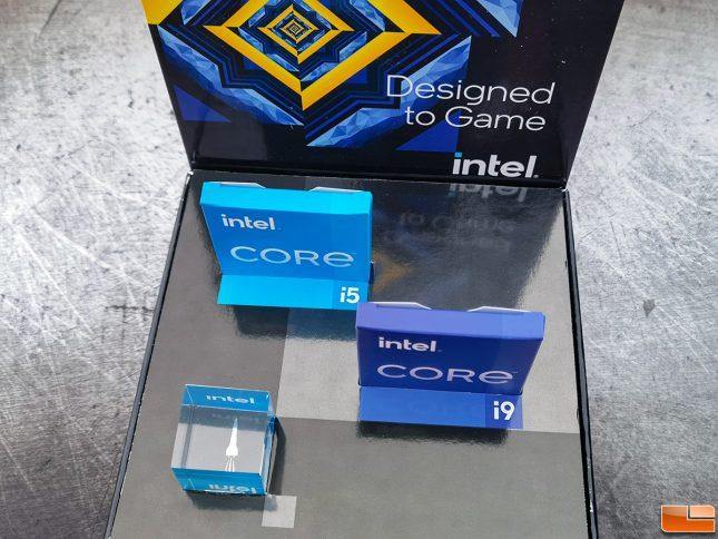 Intel Rocket Lake-S Reviewers Kit