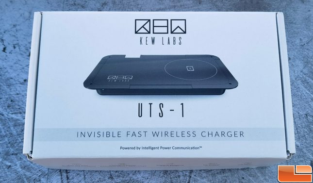 Kew Labs UTS1 Invisible Fast Wireless Charger