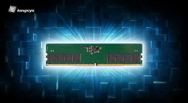Longsys DDR5 Memory Module Desktop