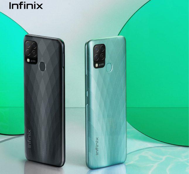 Infinix Hot 10S Gaming Smartphone