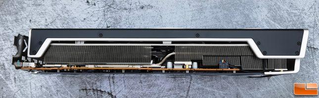 XFX Speedster MERC319 AMD Radeon RX 6700 XT Bottom
