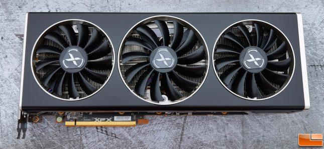 XFX Speedster MERC319 AMD Radeon RX 6700 XT Front