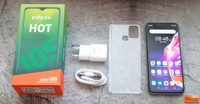 Infinix Hot 10S NFC Model Accessories