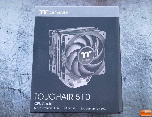 Thermaltake Toughair 510 CPU Cooler