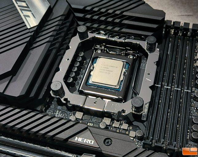 Thermaltake Toughair 510 CPU Cooler Mount