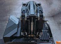 Thermaltake Toughair 510 CPU Cooler Installed