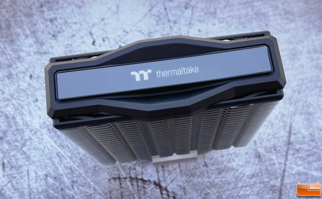 Thermaltake Toughair 510 CPU Cooler Top