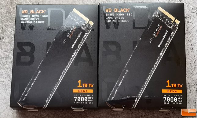 WD_Black SN850 RAID0