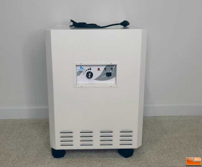 EnviroKlenz Air System Plus in White