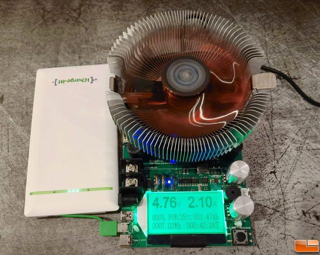 iCharge-it Power Bank Testing