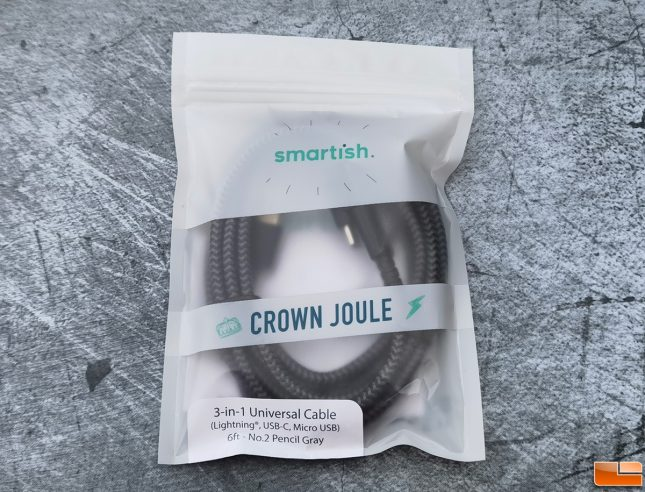 Smartish Crown Jewel Cable