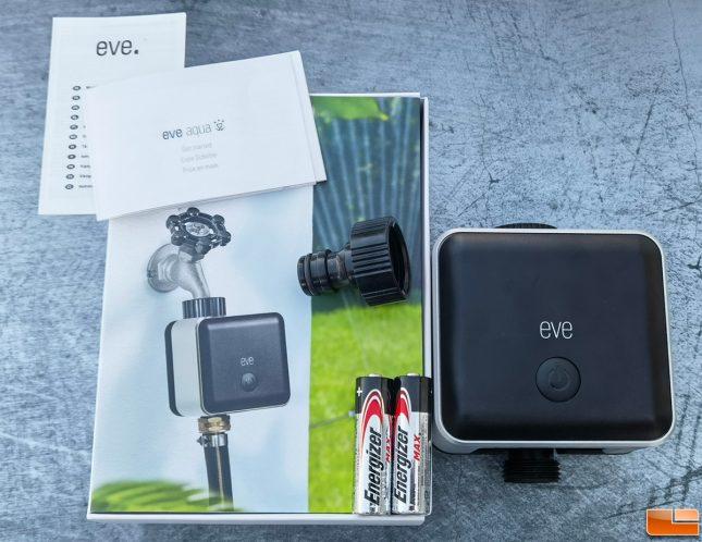 EVE Aqua Smart Water Controller Accessorie