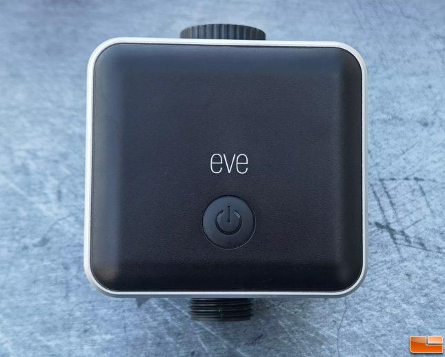 EVE Aqua Smart Water Controller Front
