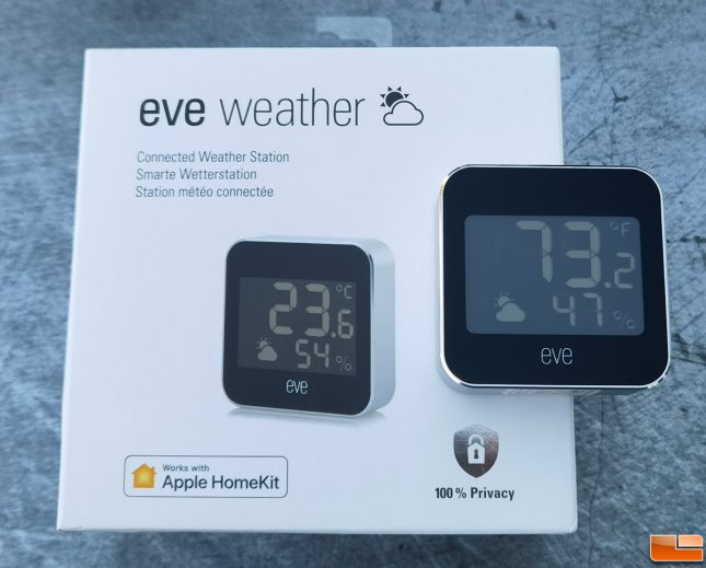 Eve Weather Station